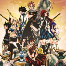 Neues Fairy Tail-Anime-Projekt in Arbeit!