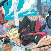 Voller Titel des Naruto Gaiden One-Shot Manga veröffentlicht!
