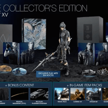 Final Fantasy XV: Square Enix will im Mai Produktion der Ultimate Collectors Edition erhöhen!