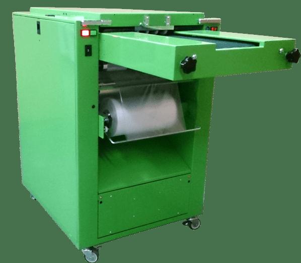 自動おしぼり包装機:NC-812