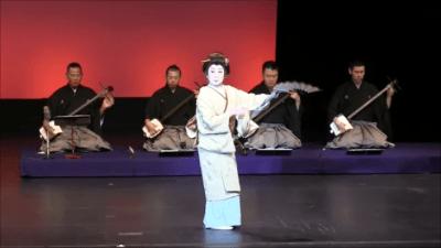 """Bando Hiromiya Dance: """"Momiji No Hashi"""""""