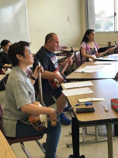 Shamisen Workshop - Sept 2018