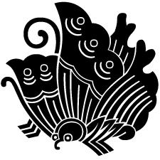 crest of Sanjo school