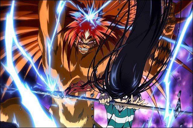 Ushio to Tora, an anime to watch before Owari no Seraph just for a better experience.