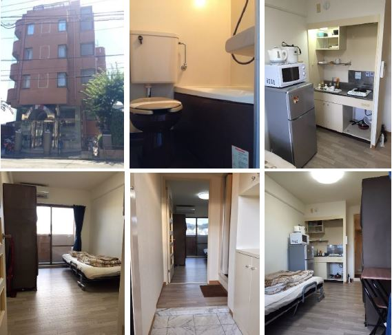 Accommodations - Apartment example 3