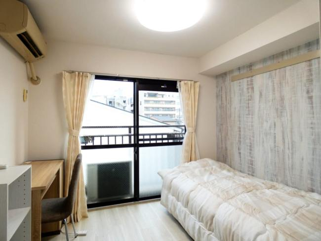 Accommodations - Apartment example 1