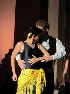 Elegant, Dramatic Romantic Flamenco - Cuba (3)