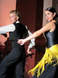 Elegant, Dramatic Romantic Flamenco - Cuba (4)