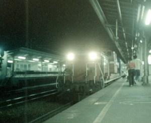 寝台特急出雲・DD51(HMなし)