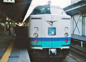 上沼垂色雷鳥号485-200
