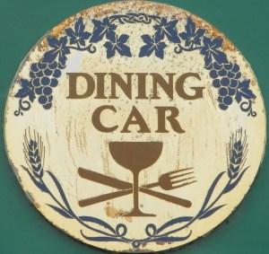 DINING CARエンブレム
