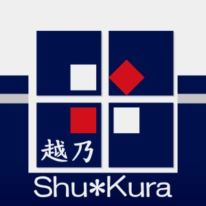 越乃Shu*Kuraのロゴマーク