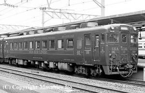 シーサイドライナー・キハ58系