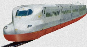 九州新幹線長崎ルートN700S想像図