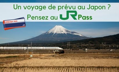 Offre spéciale pour le JR Pass