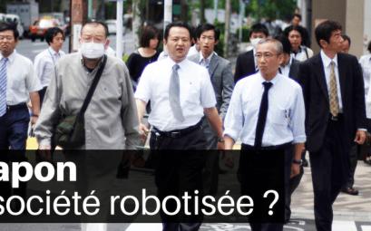 Le Japon, une société robotisée ?