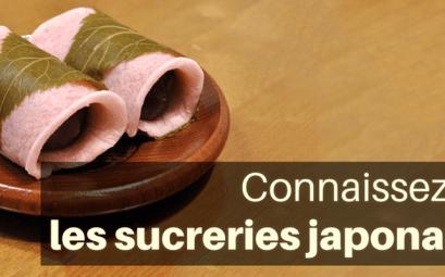Connaissez-vous les sucreries japonaises?