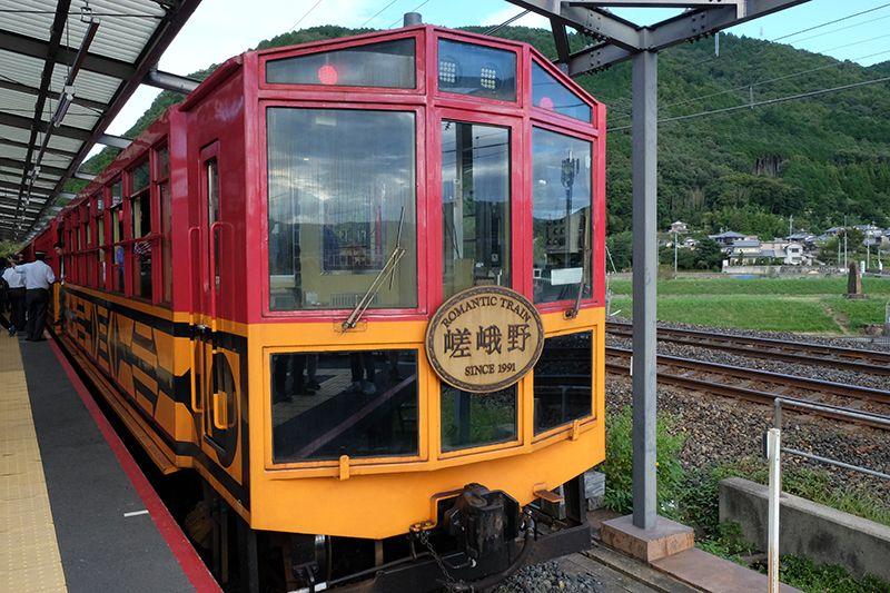 Le train Toroko