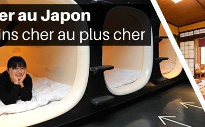 Se loger au Japon : du moins cher au plus cher