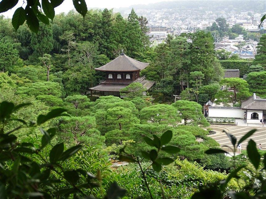Ginkakuji à Kyoto