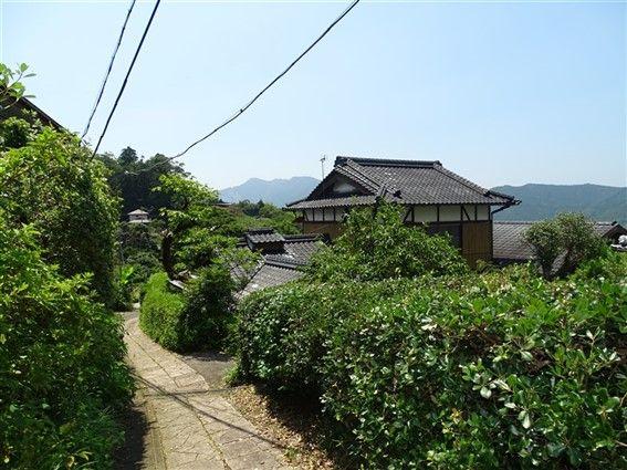 Les montagnes au Japon