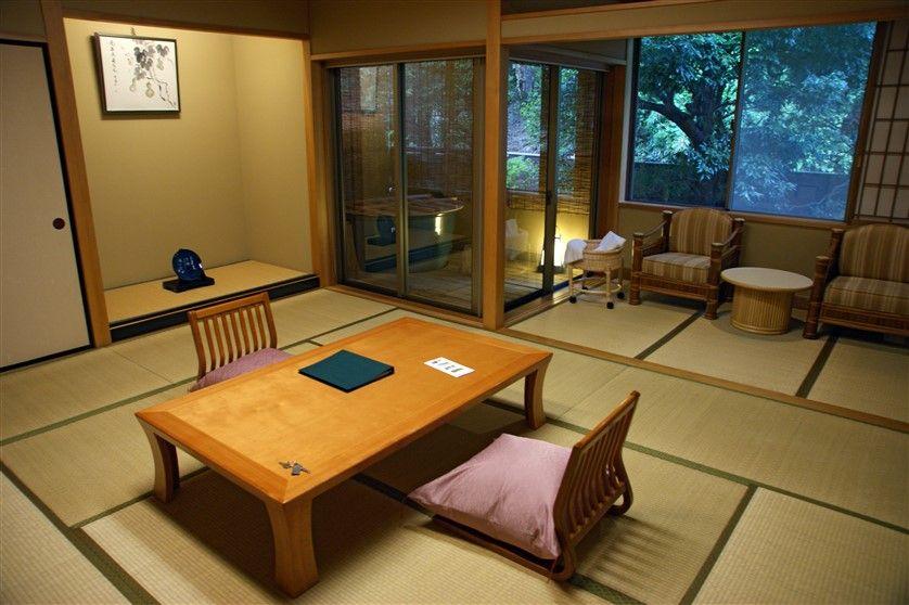 Un ryokan au Japon