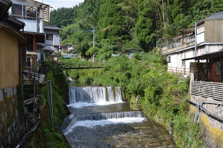 Source thermale à Kyushu