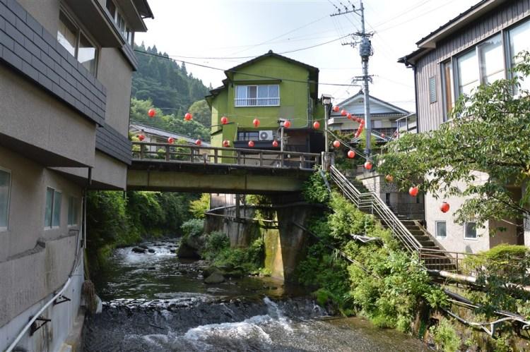 Un village Onsen de Kyushu