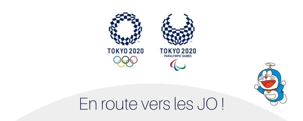 Les JO de Tokyo 2020