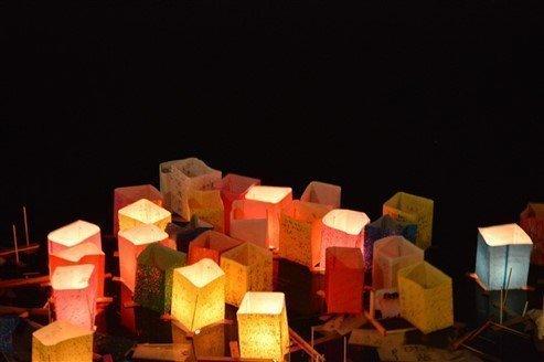La magie des lanternes
