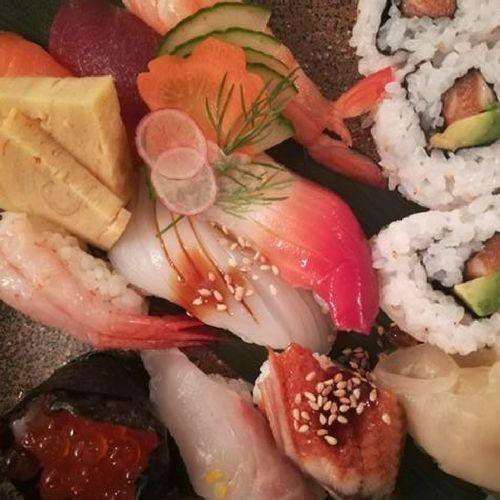 restaurant de sushis à Paris