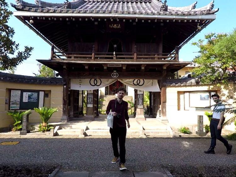 Nipponrama à Kurayoshi