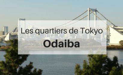 Odaiba, un quartier de Tokyo