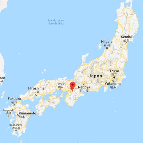 Tenri au Japon