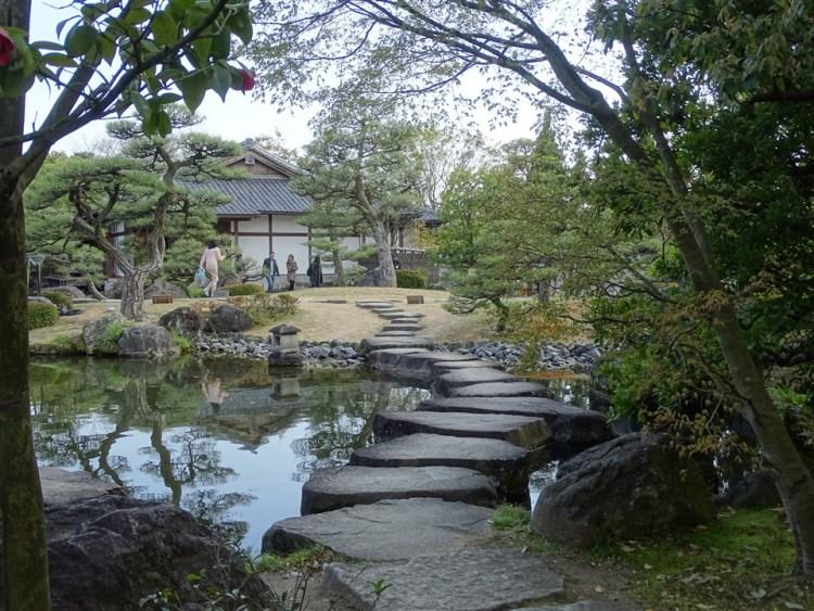 Le jardin d'Himeji
