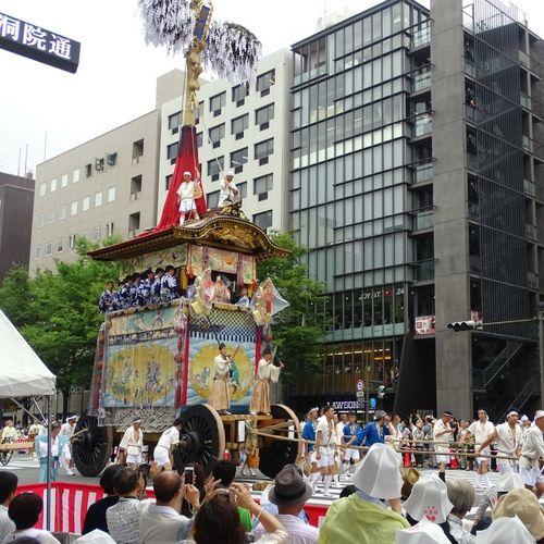 Le festival de Gion
