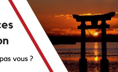 Les vacances au Japon