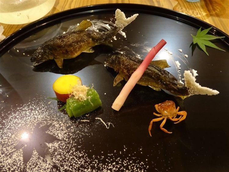 Le poisson du Lac Biwa