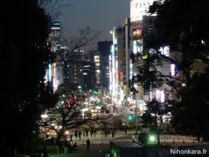 Balade à Ueno (1)