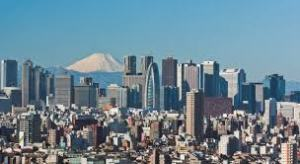 Tokyo Skyline - Population More then Any Other city