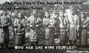 The Ainu culture in Hokkaido Japan and History