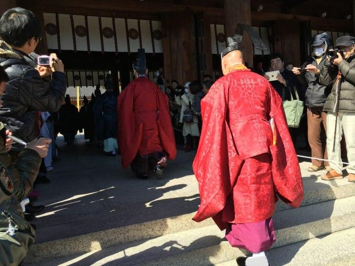 橿原神宮紀元祭26