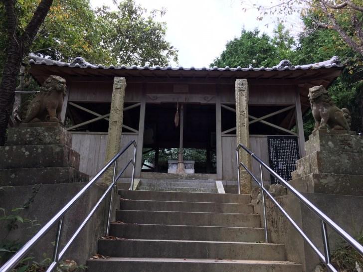 沼島の自凝神社(おのころ神社)