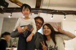 Shioくん、長谷川副会長、金子さん