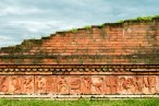 Somapuri Mahabhihara - Terracota Plaques