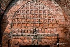 Terracotta Design at Darasbari Mosque in Gaur