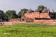 Shah Niamatullah Mosque at Gaur