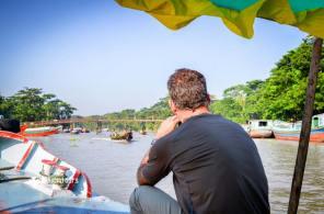 Exploring the backwaters of Barisal