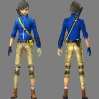 Trajes Exclusivos de Pre-order Para Shin Megami Tensei IV: Apocalypse