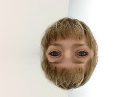 Uncomfortable Selfies - Float, photograph, 2013